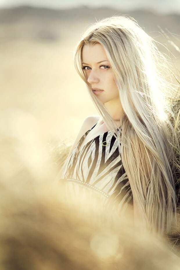 Женщина, Портрет, Девушка, Блондинка, Волосы, Красота