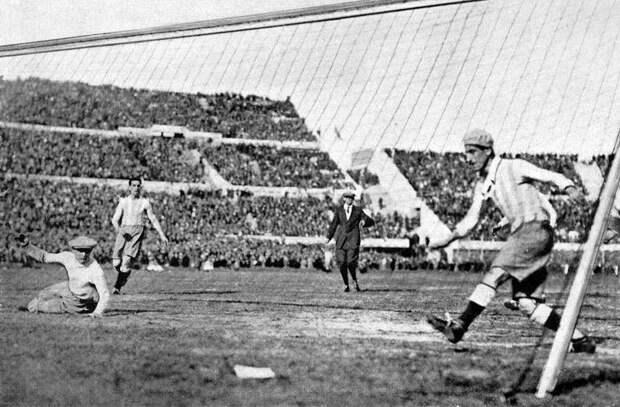 Уругвай — место проведения первого чемпионата мира по футболу в мире, закон, люди, правила, уругвай, факты