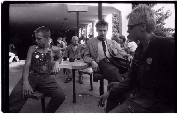 70 искренних фотографий эстонской панк-культуры 1980-х годов 22