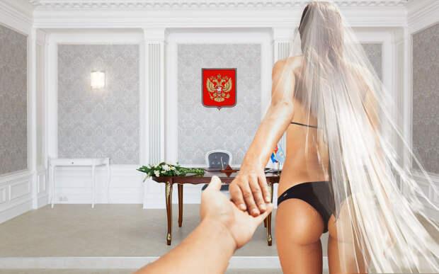 Брак со жрицей любви. Почему мужчины женятся на проститутках