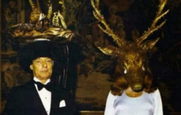 Жуткая масонская вечеринка 1972 года