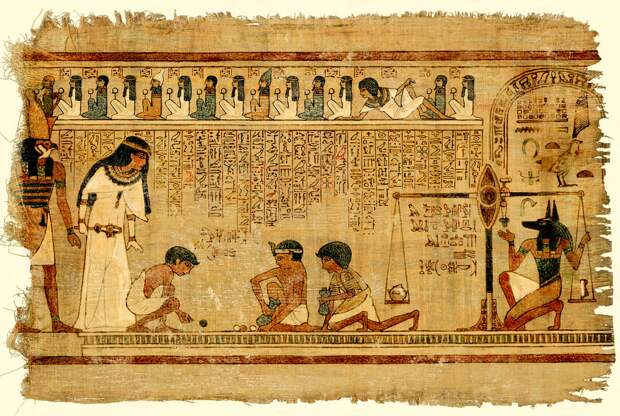 """В египетском папирусе 3500-летней давности нашли подробную """"инструкцию"""" по бальзамированию"""