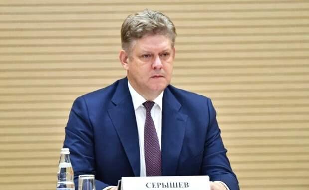 Новый полпред главы РФ вСибири прибыл вНовосибирск