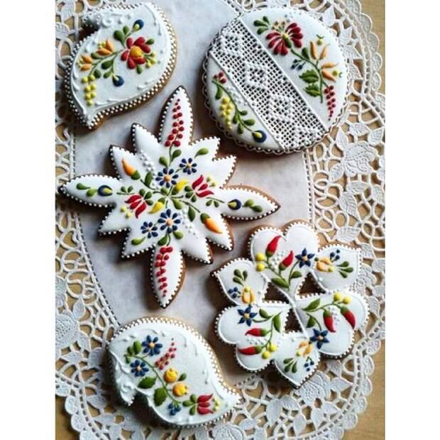 Печеньки как искусство