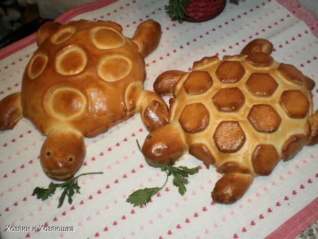 Печем черепах!