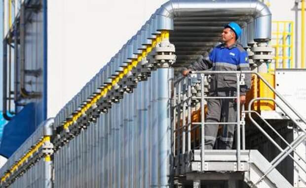 $ 600 за тысячу кубов: «Газпром поставил немцев на колени»