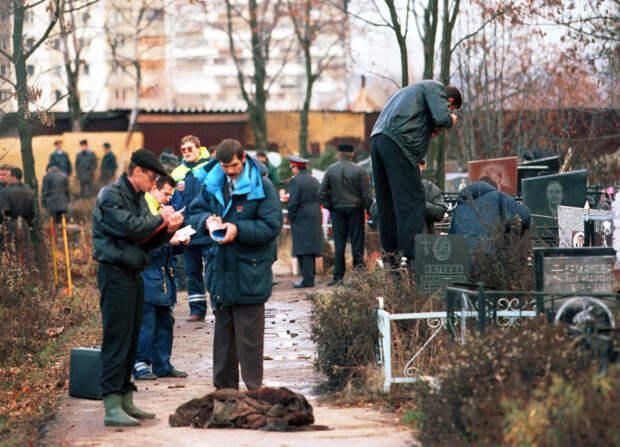Громкие убийства 90-х