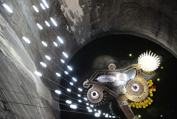 Соляная шахта Турда