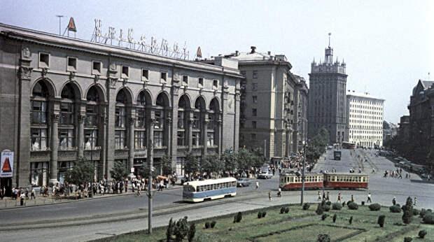 Молекула памяти: Воспоминания о послевоенном Харькове