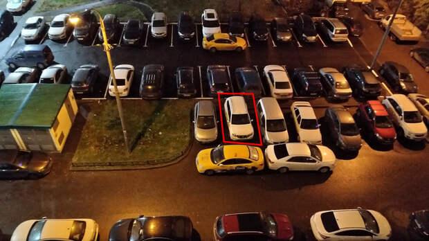 """""""Парковка и таксист"""""""