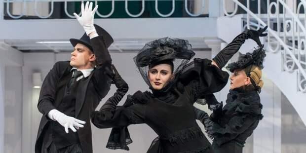 Спектакль, ход развития которого будут решать зрители, покажут на Ленинградке