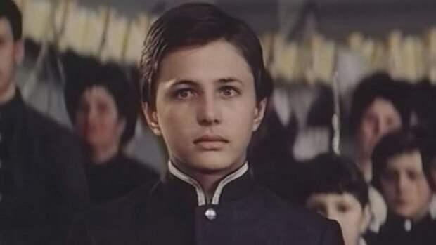 Кадр из фильма «Господин гимназист»