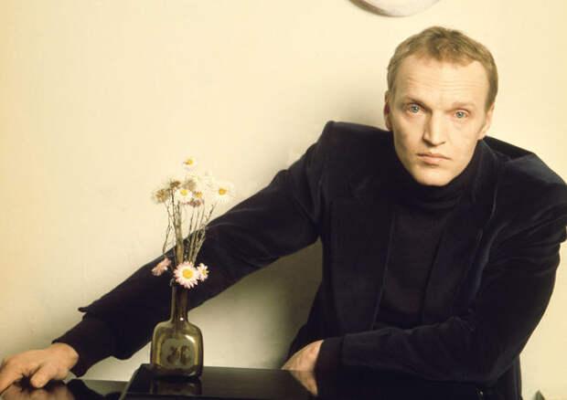 Александр Леонидович Кайдановский (фотография начала 1980-х)