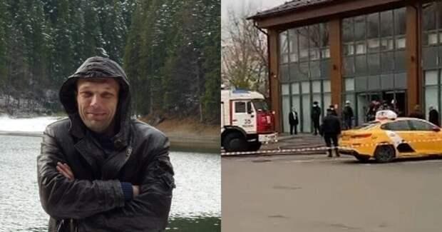 Водитель «Яндекс. Такси» облил себя бензином ипотребовал разговора сначальством