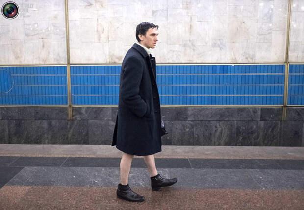День без штанов - 2014