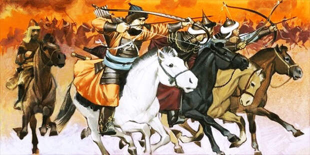 Чудесное спасение — почему орды Батыя пощадили Европу