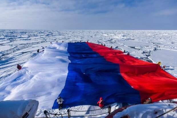 Американский эксперт: США не могут конкурировать с Россией в Арктике