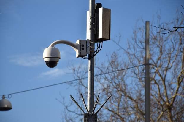 В общественных местах на территории Удмуртии установили 390 систем видеонаблюдения