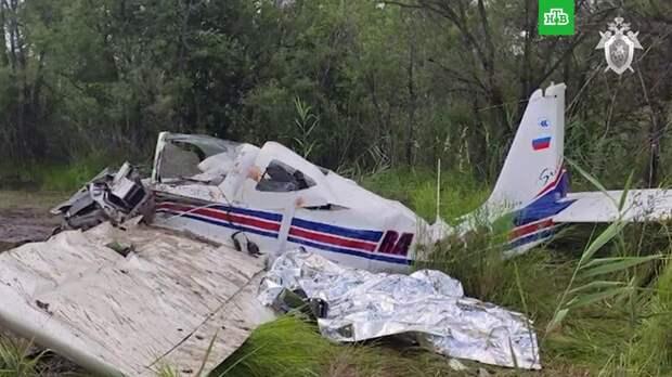 Крушение Р2002 под Хабаровском стало третьей авиакатастрофой около аэродрома «Калинка»