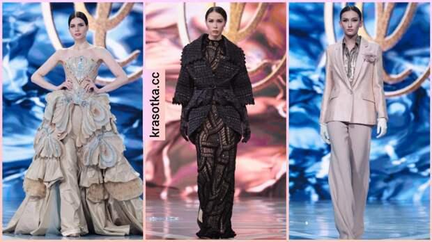 Новая коллекция от Валентина Юдашкина Весна-Лето 2021