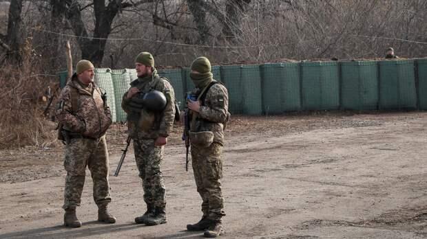В Киеве заявили о неготовности армии к обострению конфликта в Донбассе