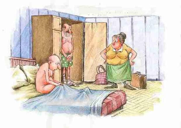 Как подтолкнуть мужа к измене