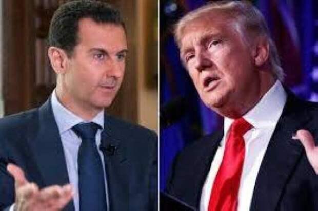Убить сирийского президента? Смертоносные планы Трампа