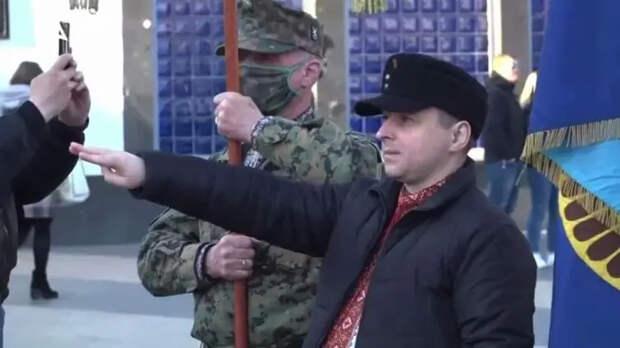 Берег левый, берег правый – бандеризация Украины ширится