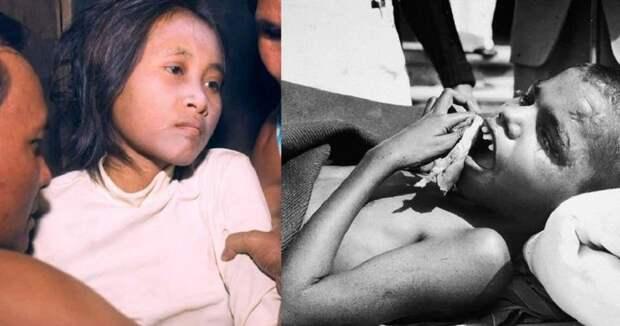 Эти дети оказались вдали от цивилизации, но сумели остаться в живых! (16 фото)