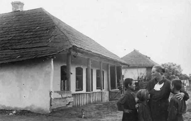 Дом семьи Котовских в Ганчештах (музей Котовского)