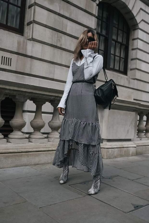 Модные осенние платья 2021. Тренд на женственность