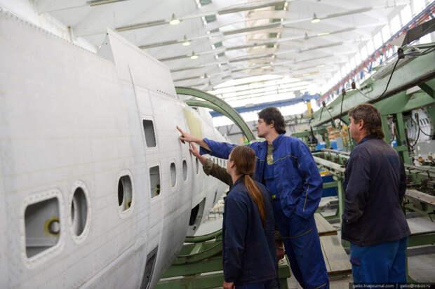 Причины использования в самолетах заклепок вместо сварки