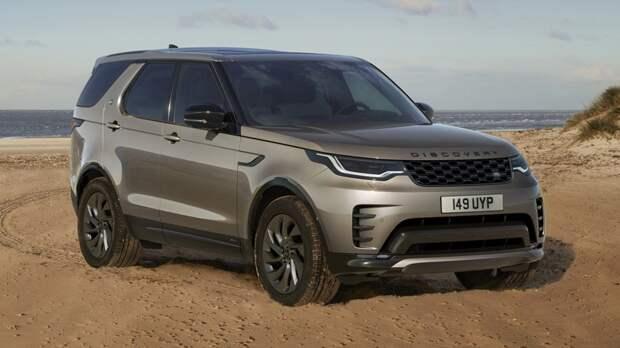 Обновлённый Land Rover Discovery: освежили салон и перетряхнули моторную гамму