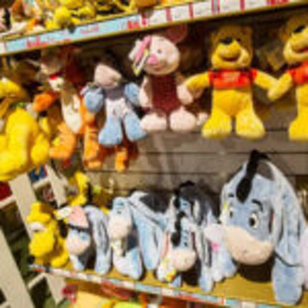 Самые продаваемые игрушки на Рождество.