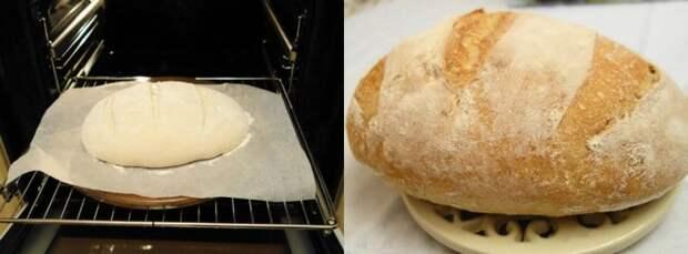 Домашний хлеб без замеса. Порадуйте родных пышным и душистым домашним хлебом 2