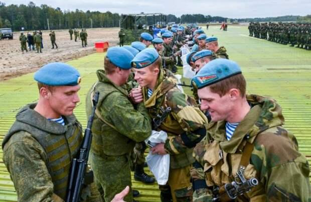 Сочинские переговоры: в Беларуси могут появиться российские военные базы