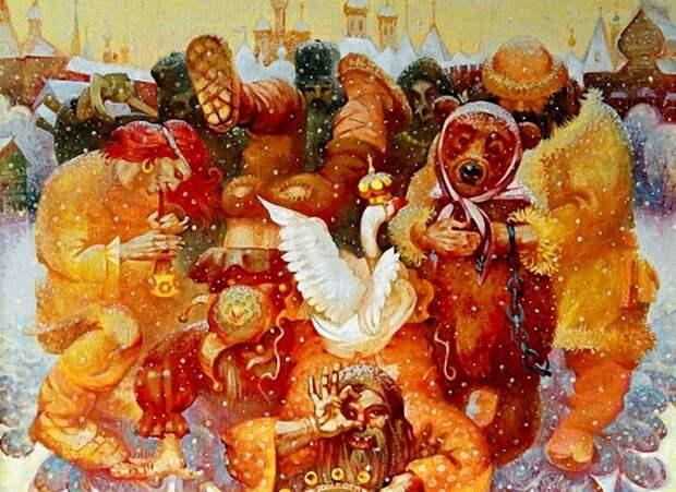 Почему Иван Грозный хотел быть скоморохом, и за что странствующих артистов подвергали гонениям в царской России