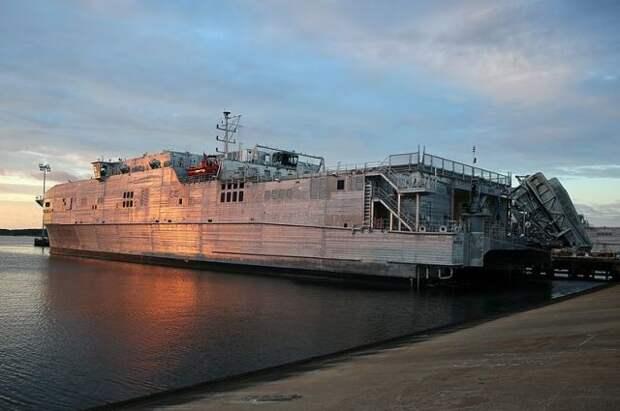Еще один корабль ВМС США направился в Черное море