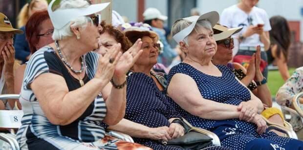Собянин и депутаты Мосгордумы обсудили проект закона о мерах поддержки старшего поколения. Фото: mos.ru