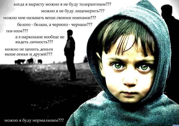 Западный проект в действии: уничтожение России толерантностью