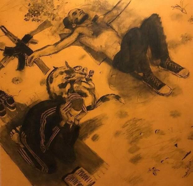 Террористы в Третьяковке: что происходит у нас под носом (ФОТО)