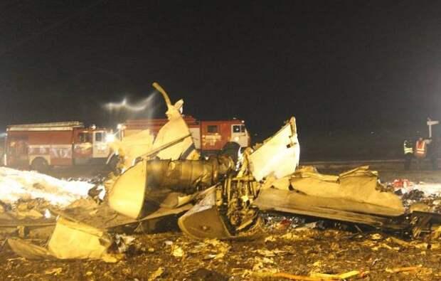 СКР завершил расследование крушения Boeing в Казани в 2013 году