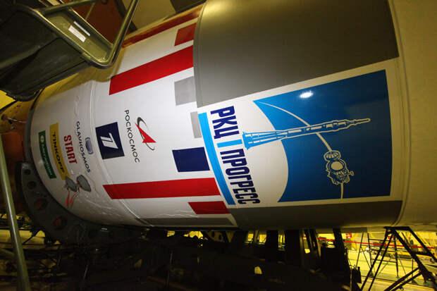 Нештатная ситуация произошла при стыковке корабля с киноэкипажем к МКС