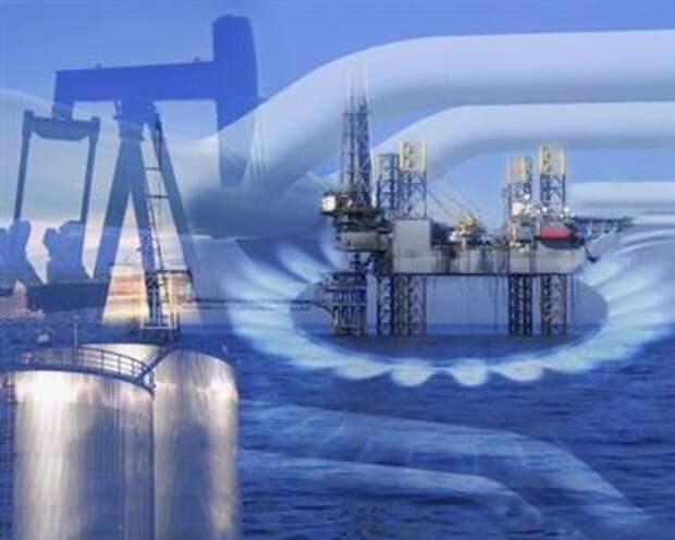 Нефтегазовый сектор России