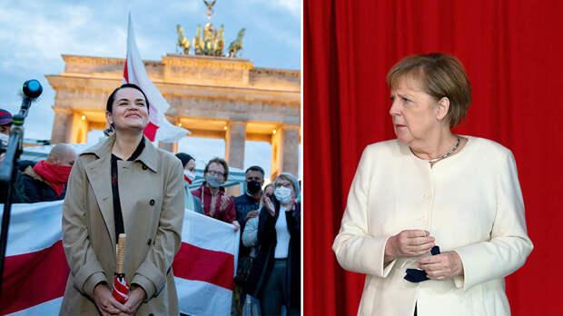 Германия аккуратно оттесняет Россию от белорусского конфликта
