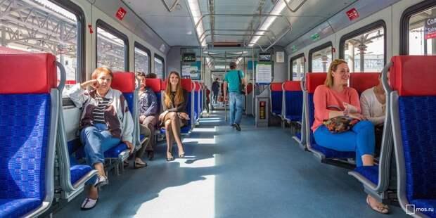 Изменится расписание движения электричек, следующих через станцию «Беговая»