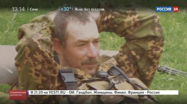 Полковник БАЛАНДИН Алексей Васильевич