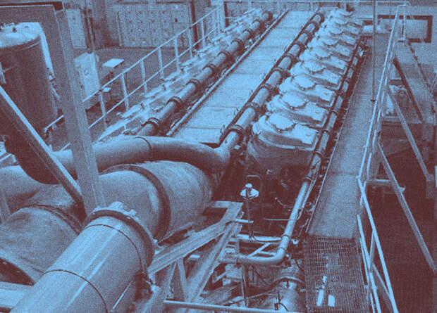 Европейцы начали разработку корабельного дизеля на аммиачном топливе