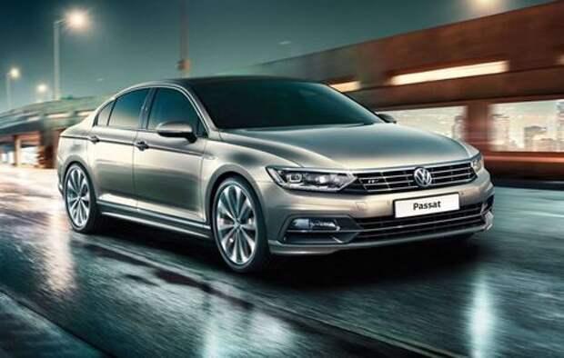 Volkswagen отзывает автомобили в России из-за заусенцев