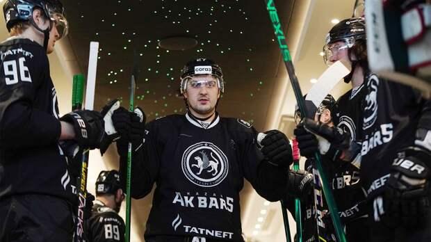 «Ак Барс» расторг контракт с Петровым и подписал новый до 2023 года